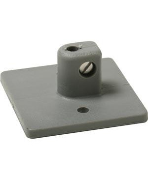 STICK-ON BASE, GREYX10