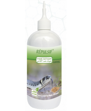 Répulsif Serpent Gel Naturel