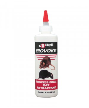 PROVOKE RAT 224GR, ATTRACTIF ALIMENTAIRE NON TOXIC