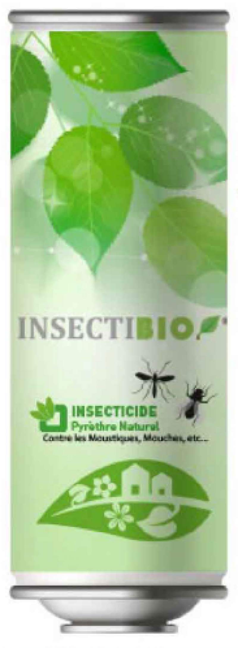 RECHARGE INSECTIBIO 400ML POUR DIFFUSEUR ALPHABASIC